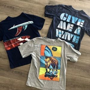 Other - Boys T-shirts (size 10/12)